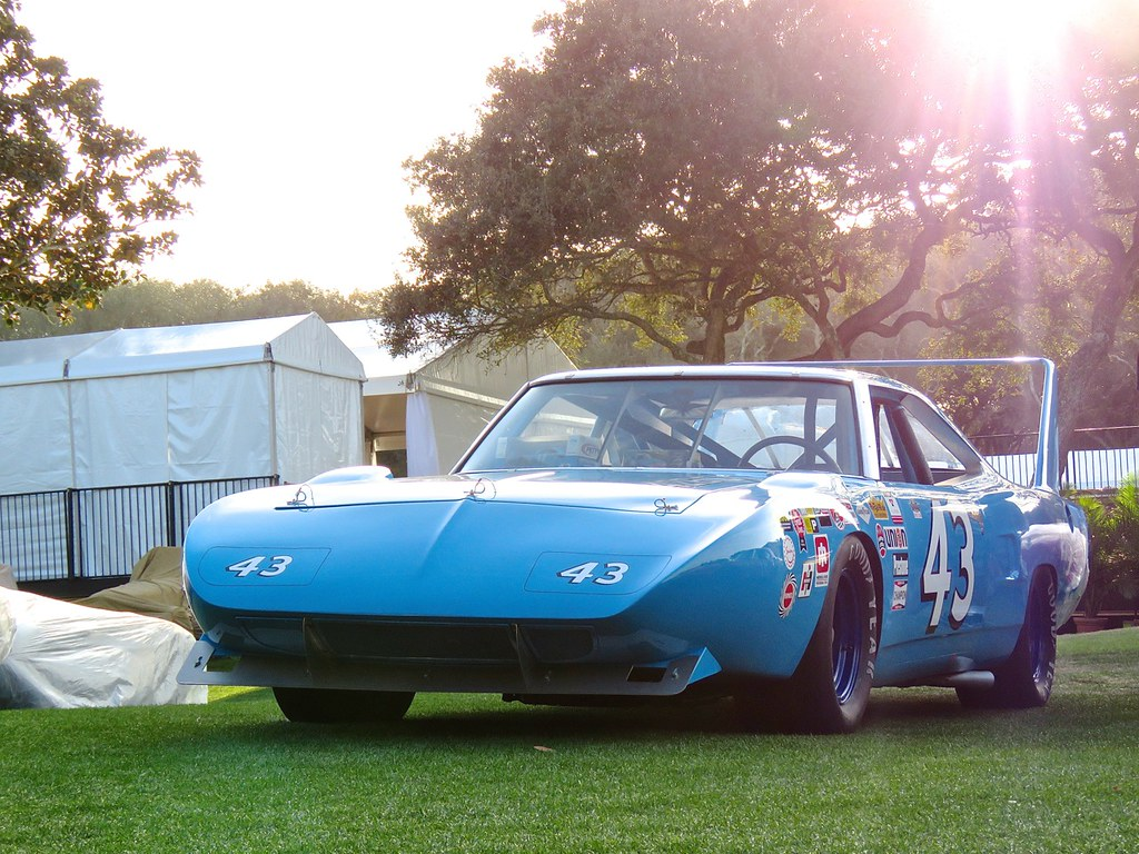 1970 Plymouth Superbird Richard Petty Racing #43