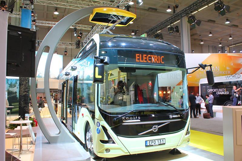 Volvo Electric - UITP Milan 2015 - MiCo Milano Congressi
