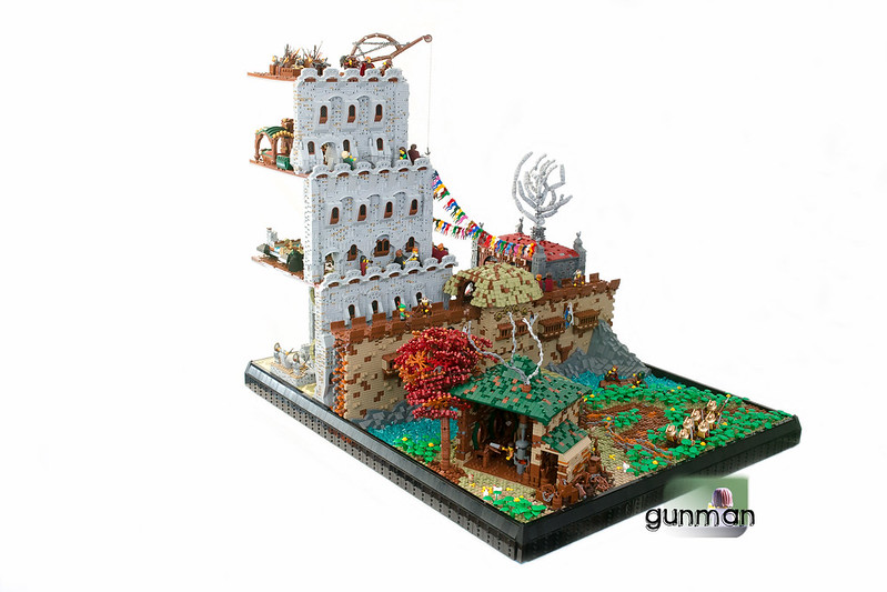 [Guilds of Historica]: Alexander Fortress   (pic heavy) 18618201984_af2620ea88_c