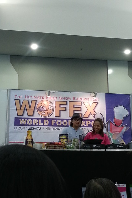 World Food Expo (WOFEX) Mindanao 2015 Photos Chef Jackie Laudico and Chef Roland Laudico - Davao Food Trips IMG_20150625_133202