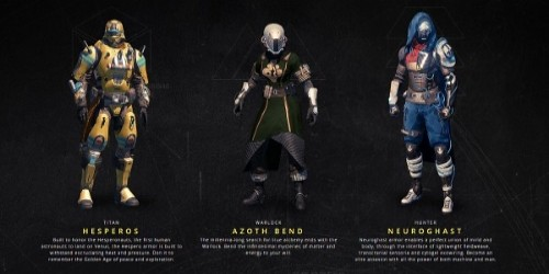 Destiny: The Taken King Limited Exclusives Armor Set for Playstation.
