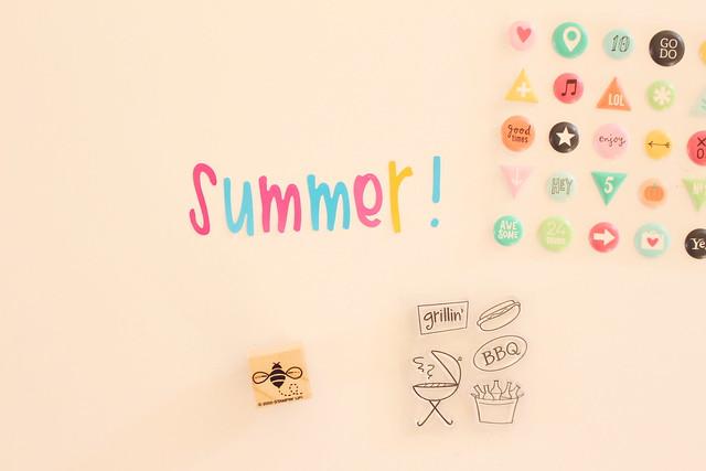 summer break diary 2015: week #2