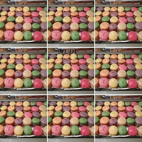 macarons meringue française