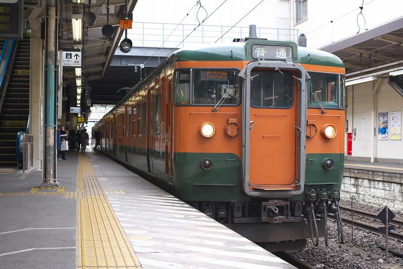 冬の青春18きっぷの旅 高崎&前橋編
