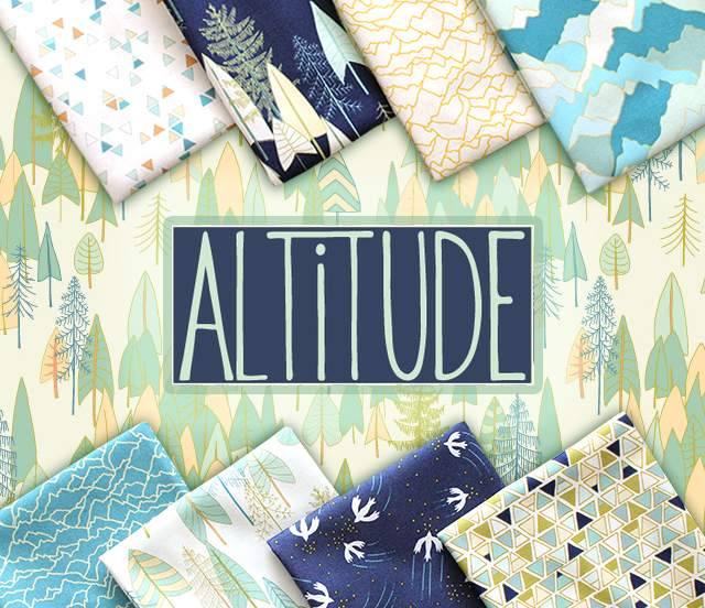 Dashwood Studio Altitude Collection by Pippa Shaw