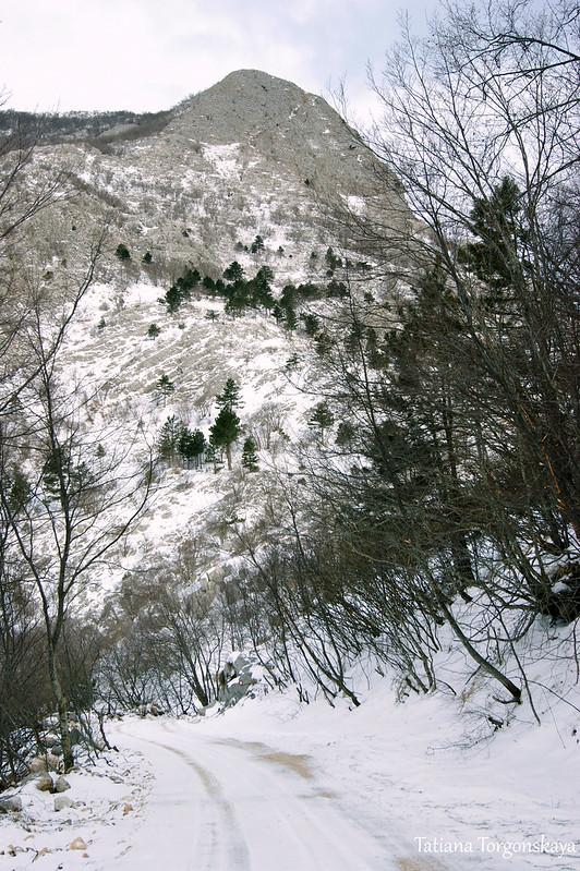 Вид на Каменски Кабао