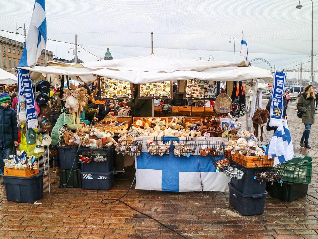 Market Square Helsinki