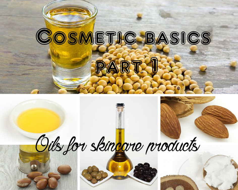Oils for skincare products