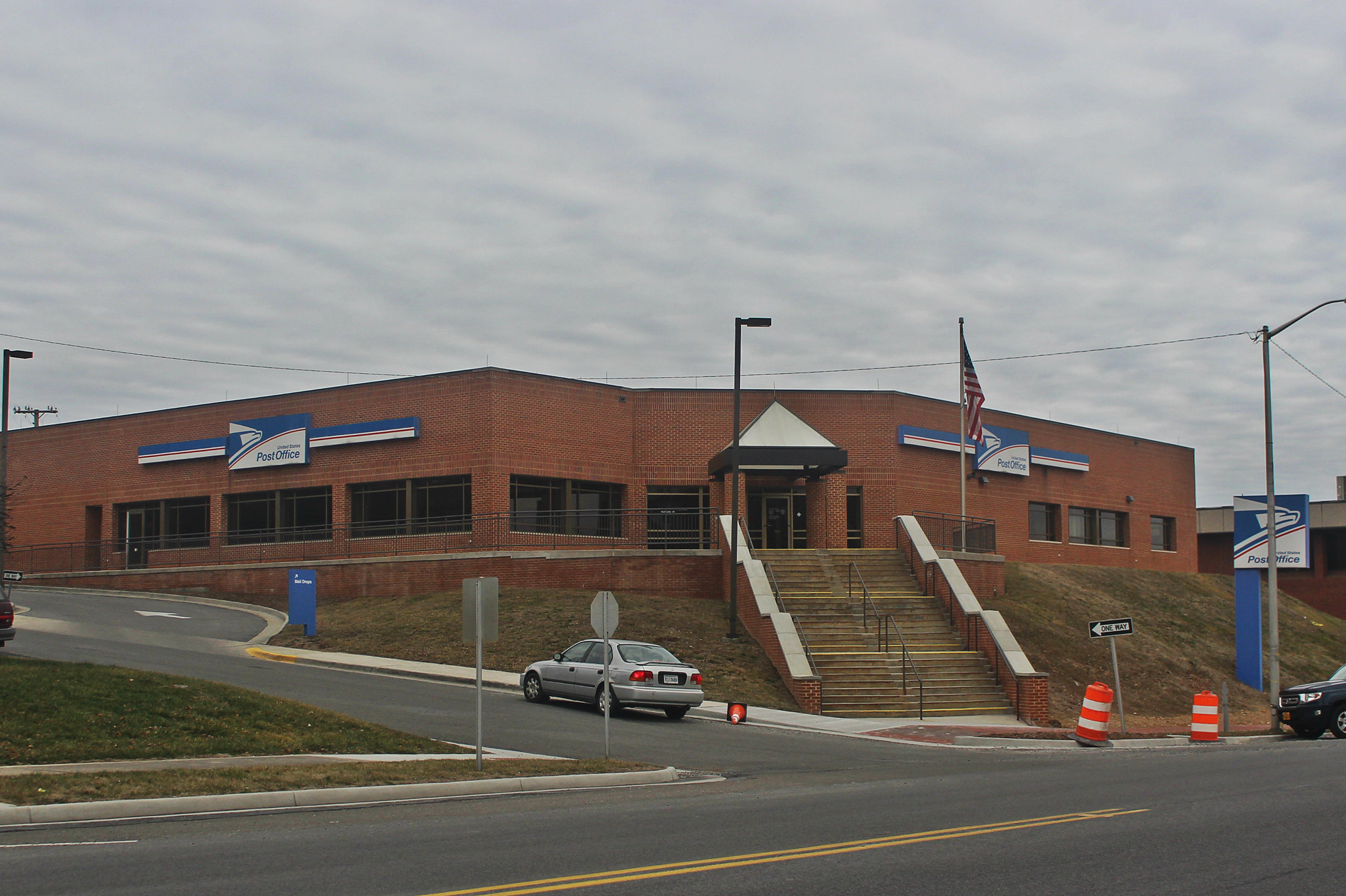 US Post Office -- Wytheville, VIrginia