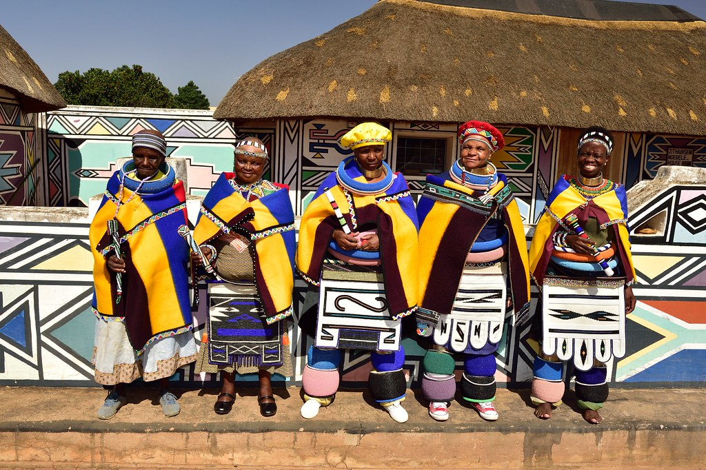 South African Men Cultural Clothes