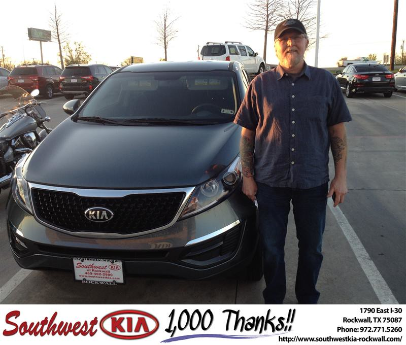 Southwest Kia Rockwall >> #HappyBirthday Michael from Kathy Parks at Southwest KIA R… | Flickr