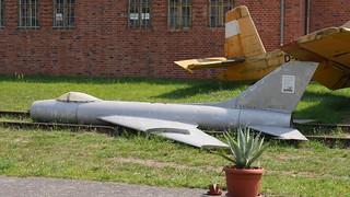 Suchoi Su-7B Modell