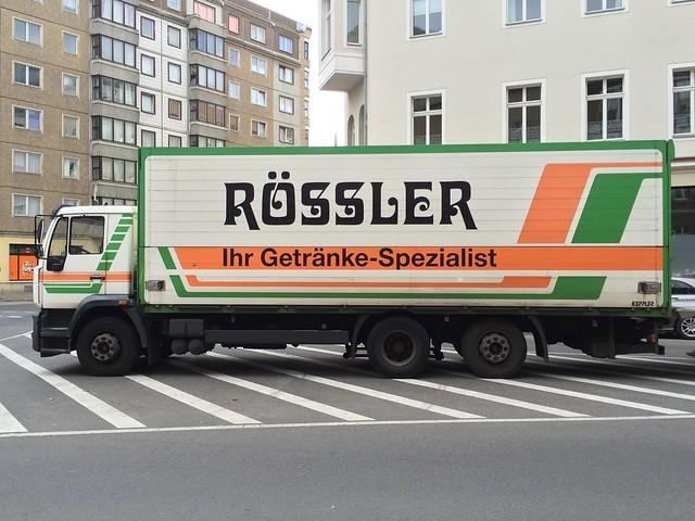 Truck & Van Lettering | Flickr
