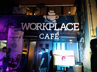 #workplacecafe | by wellbeinborja