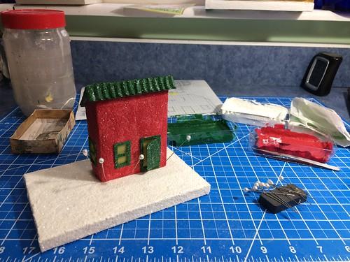 Santa's Christmas Tree Lot