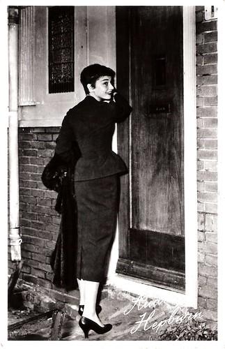Audrey Hepburn in Arnhem