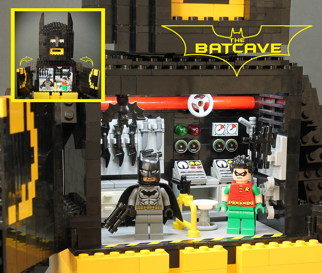 BATMANIA part 2: the BatCave