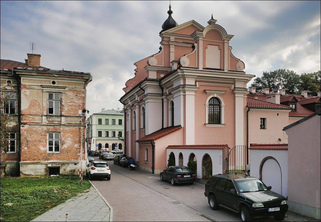 Бывшая церковь и монастырь кларисок
