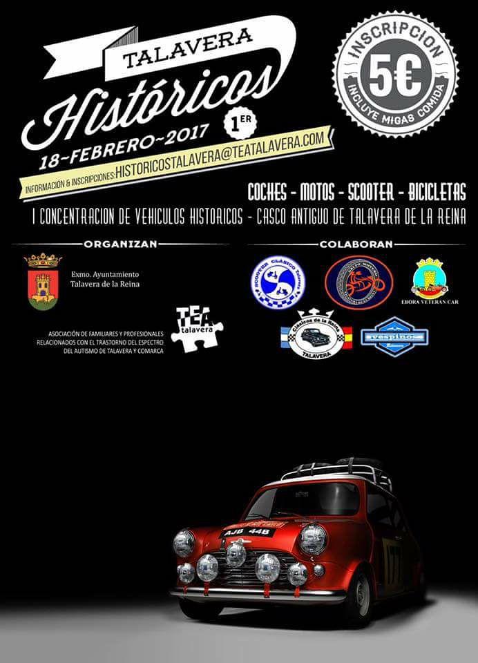 HISTORICOS TALAVERA 18-02-2017