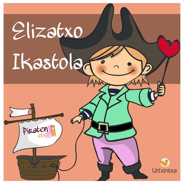 Pirata Egonaldia- Elizatxo Ikastola. 2017/03/02- 2017/03/03