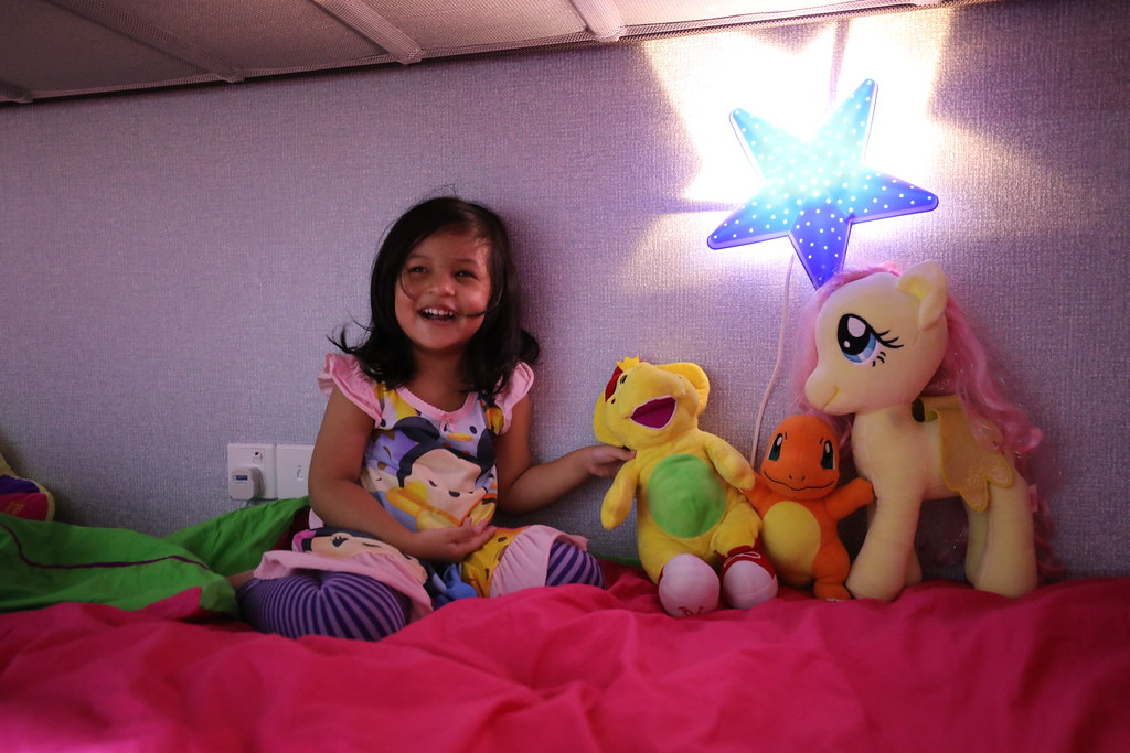 New bed happy kids, bedroom makeover with IKEA Singapore #IKEASG