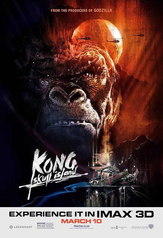 Kong - Skull Island - Poster 7