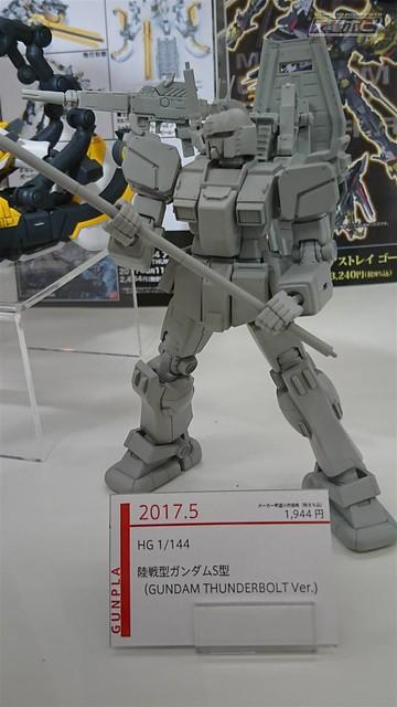 Gundam Thunderbolt HG 144