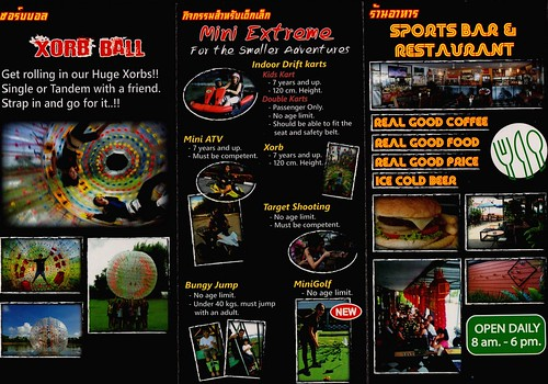 Brochure Chiang Mai X-Centre Thailand 3