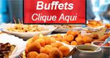 Buffets no bairro da Barra da Tijuca