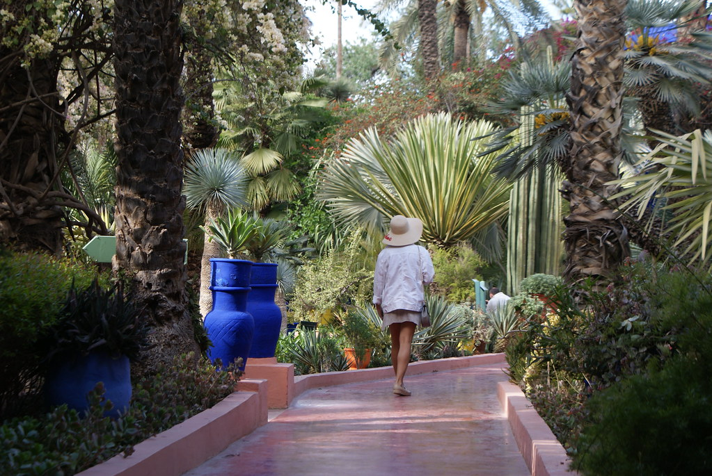 jardin majorelle et mus e berb re marrakech incontournables gueliz vanupied. Black Bedroom Furniture Sets. Home Design Ideas