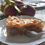 Apfel-Bienenstich-Torte