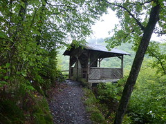 Schutzhütte am Lieserpfad