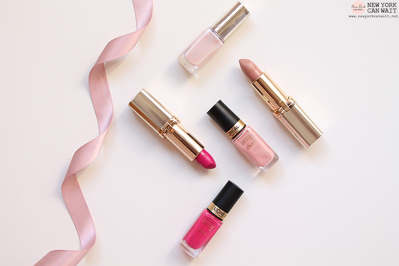 Inspiration: Gold & Pink Mood - Beauty, Makeup & Accessorize.