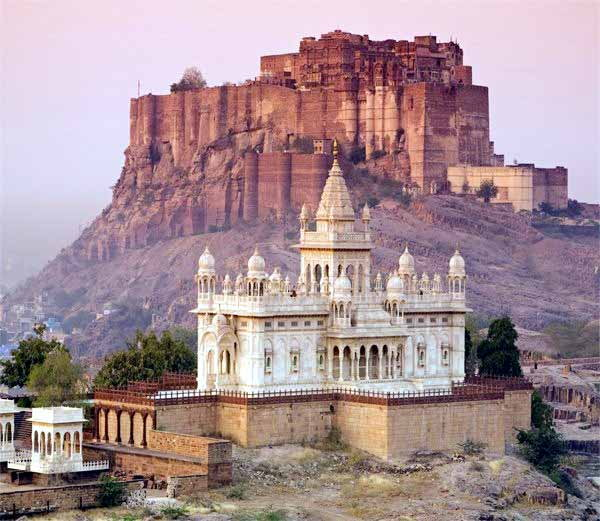 MEHRANGARH FORT – JODHPUR, PHOTOS, HISTORY