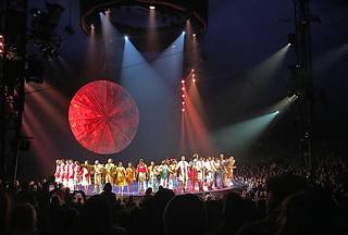 Cirque du Soleil - Luzia finale