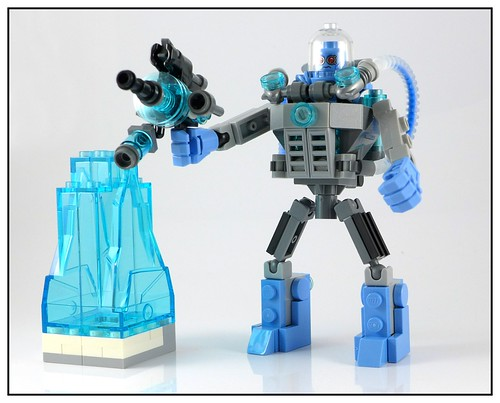 LEGO The LEGO Batman Movie 70901 Mr. Freeze Ice Attack 01