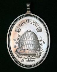 Beehive medal