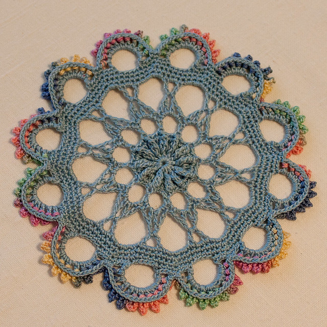 "A ""Little Doily"""