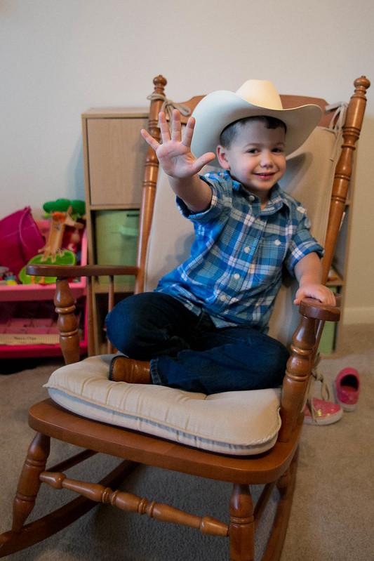 Aaron Rocking Chair