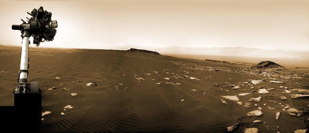 Curiosity Sol 1625 Crediti Nasa Jpl Ken Kremer