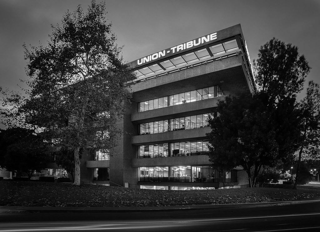 union-tribune building san diego