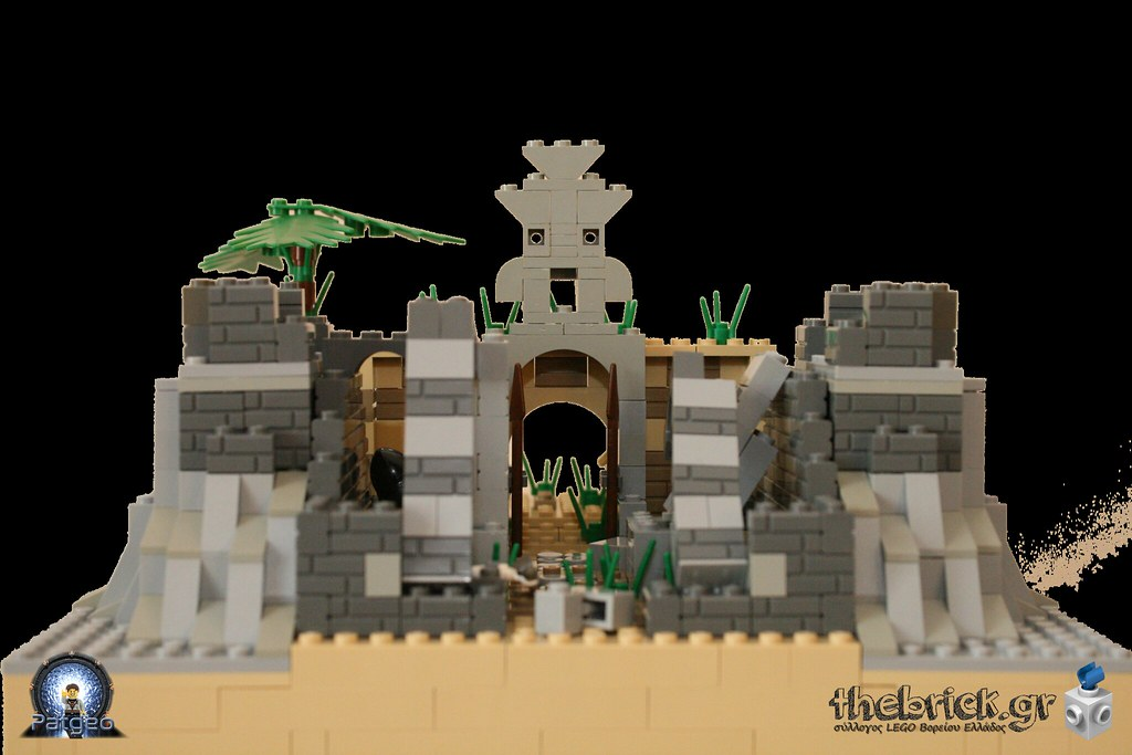 [MOC]: The Lost Tomb 32948228975_c4c65fab6a_b