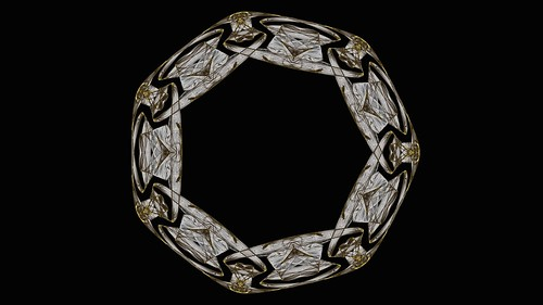 Symmetric Icon - Mayan Bracelet
