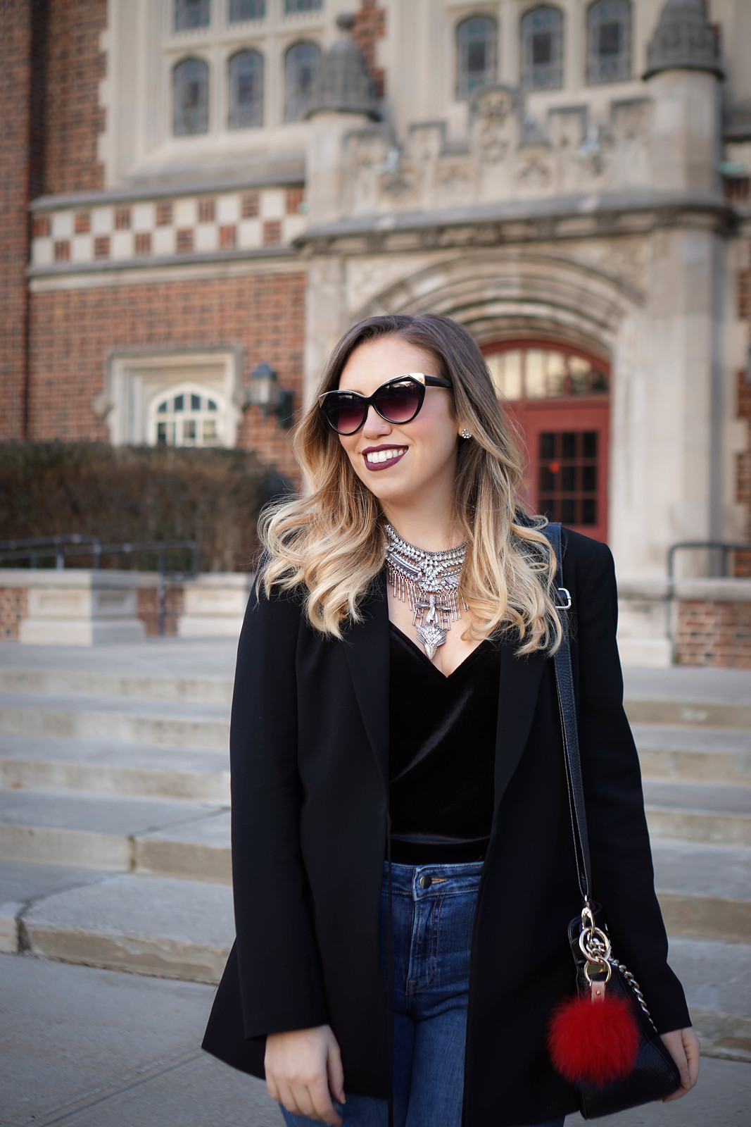 How to Find the Perfect Black Blazer