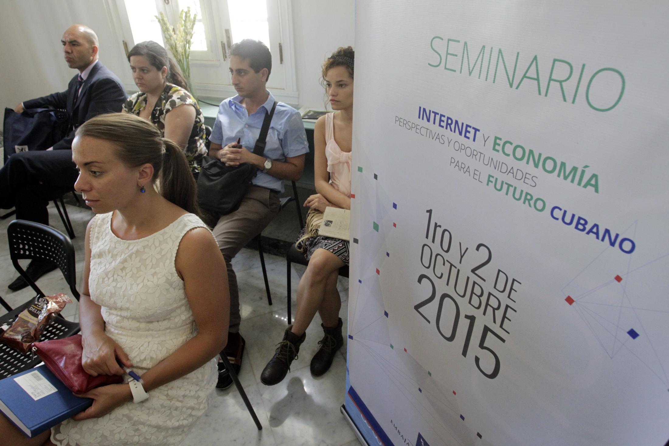 internacional internet y econom a perspectivas y oportunidades para el futuro cubano auspiciado por la embajada de noruega en la capital de cuba