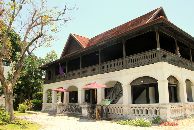 Lanna Architecture Center Chiang Mai Thailand