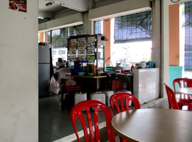 Ing Choon kampua mee stall
