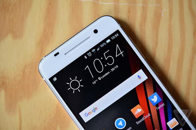 HTC One A9 thiết kế ấn tượng