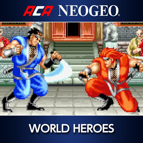 Arcade Archives NeoGeo World Heroes