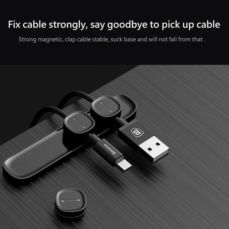 Baseus Magnetic Usb Cable Clip Holder End 4 7 2020 6 15 Pm